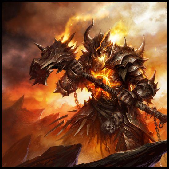 mike lim daarken ilustrações fantasia medieval violência batalhas monstros arte conceitual video games Saído das trevas e do fogo