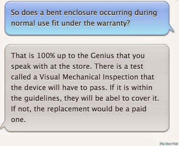 Apple iPhone 6 Plus Bendgate Problem