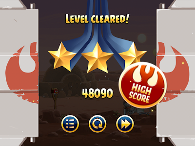 Free Download Angry Bird Star Wars HD 1.1.2 For Android