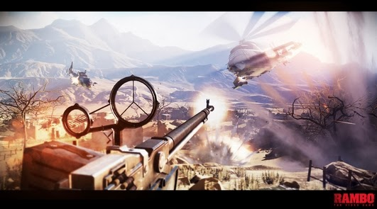Download Rambo The Video Game 2014 Full