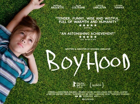Frases de la película Boyhood