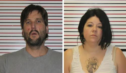 Casal é preso por dar metanfetaminas como gorjeta a empregada de mesa