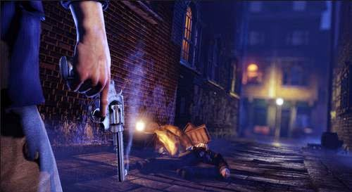 PC Game Crimes and Punishments Sherlock Holmes