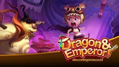 dragon & emperor