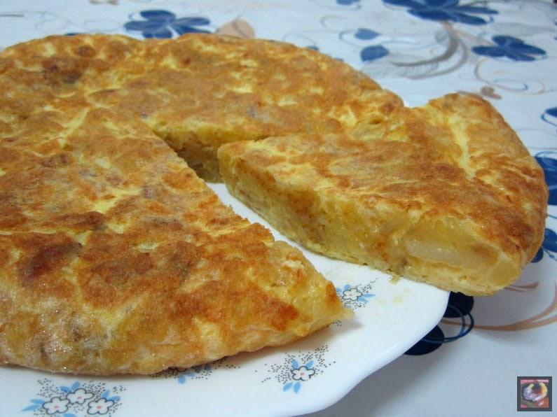 Paramí esta es la mejor tortilla de patatas del mundo, es sublime. La ...