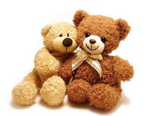 Boneka Teddy Bear Galau Seperti boneka Teddy ini