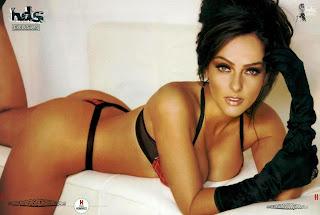 Beautiful Andrea Garcia in Playboy - Sexy Naked Women