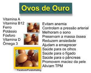 Ferro, Potássio e Vitamina D