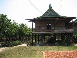 Nama Rumah Adat Tradisional Indonesia