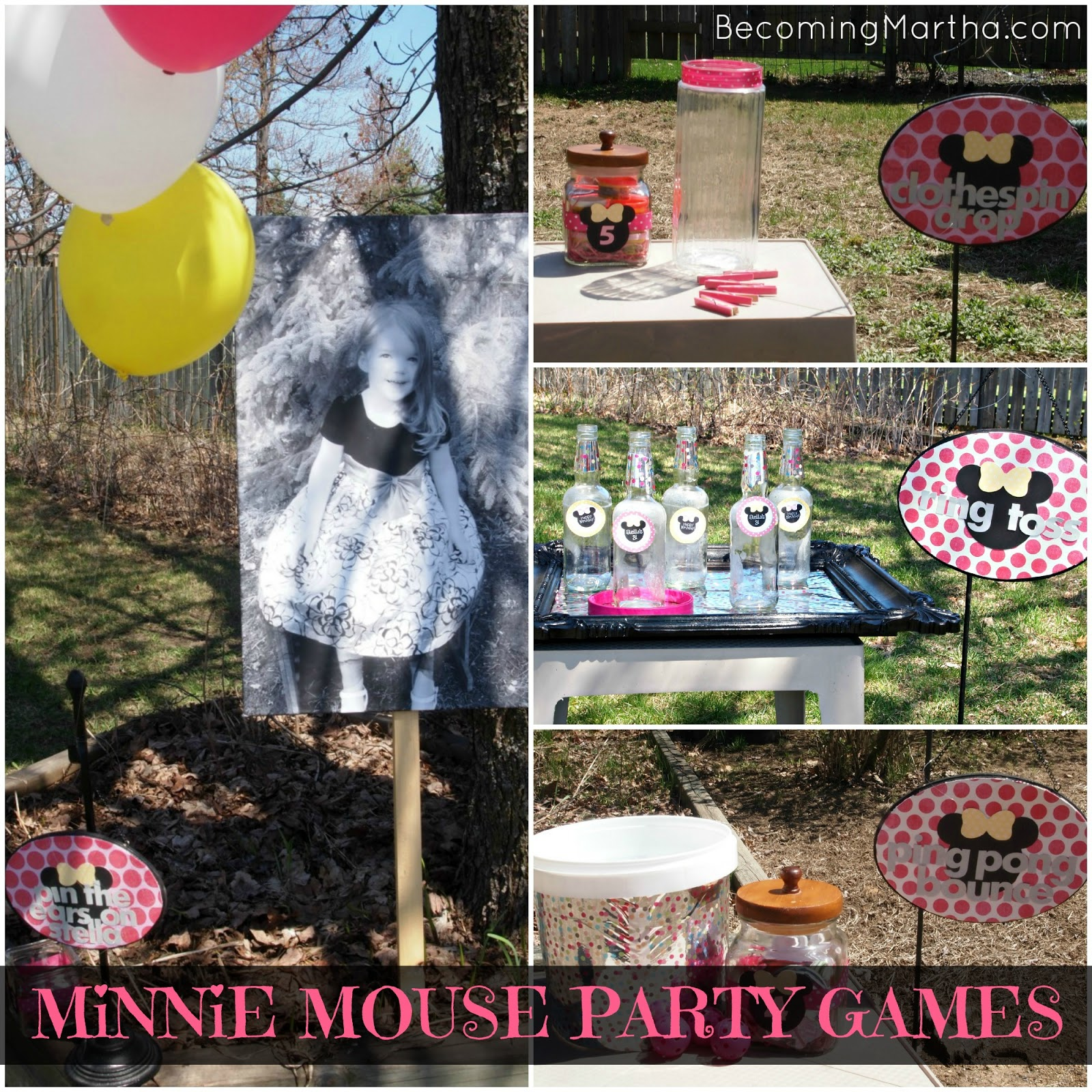 minnie mouse party games and activities - Mickey Mouse Online Games For Toddlers