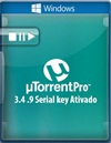 uTorrent Pro 3.4 .9 Serial Key Ativado