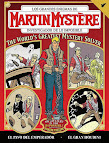 Previo / Martin Mystère n. 4 (vol. 3): El gran Houdini
