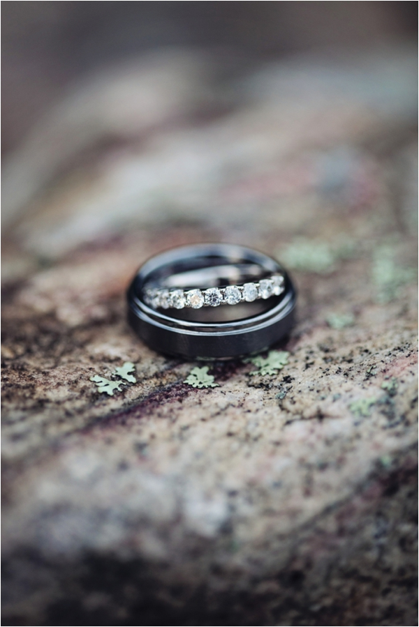 Rustic Wedding by Cuppa Photography (http://cuppaphotography.net/) #weddings #rustic #rings