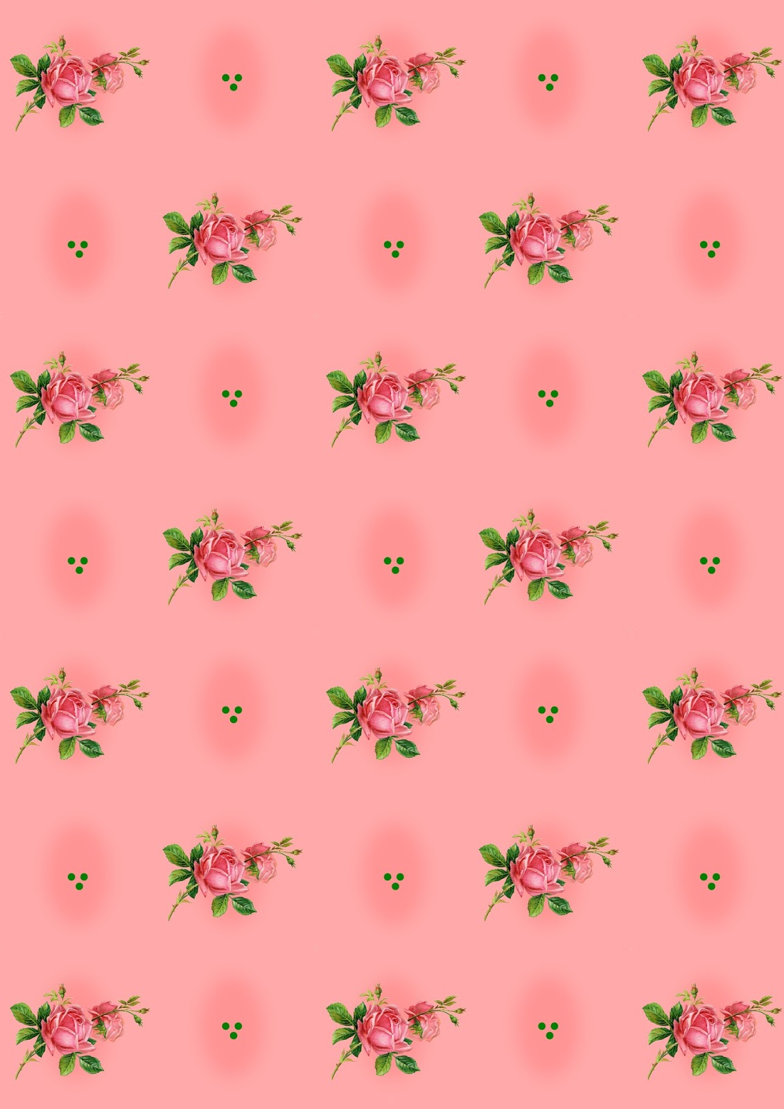 It is a photo of Wild Free Printable Pattern Paper