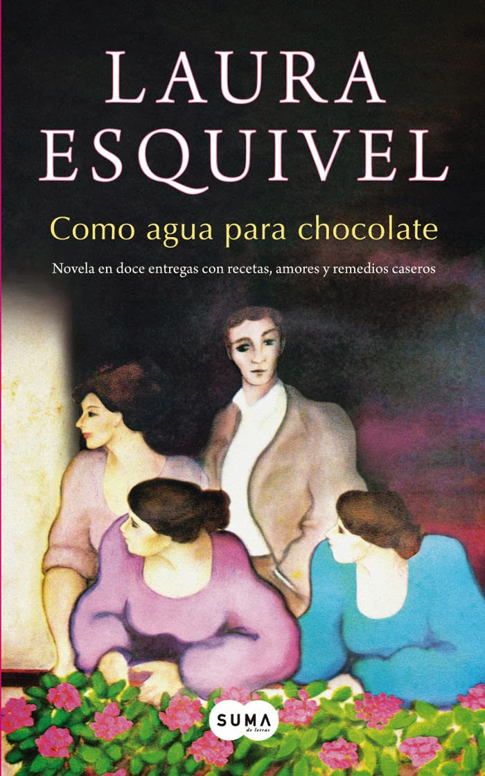 como agua para chocolate Originally published in 1990, like water for chocolate (como agua para chocolate) won laura esquivel international acclaim the film based on the book, with a.