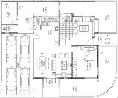 Design rumah hook