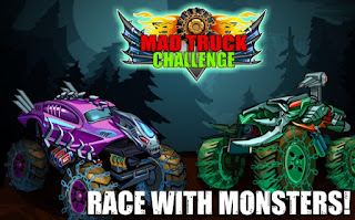 Mad Truck Challenge - Racing - andromodx
