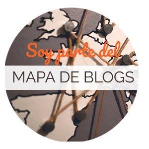 Mapa de Blogs.