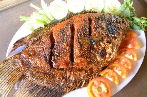Resep Bumbu Oles Ikan Bakar Kecap Sedap Gurih