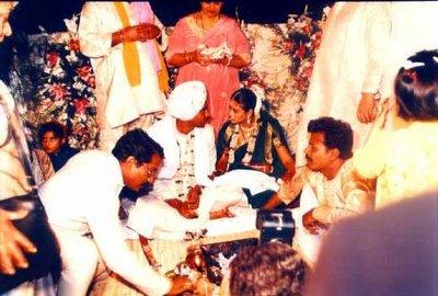KajoL Amp Ajay Devgan Wedding Pictures Dulha Amp Dulhan