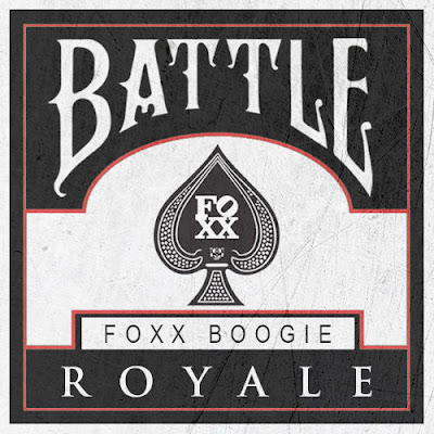 Foxx Boogie - Battle Royale Mixtape (2014)