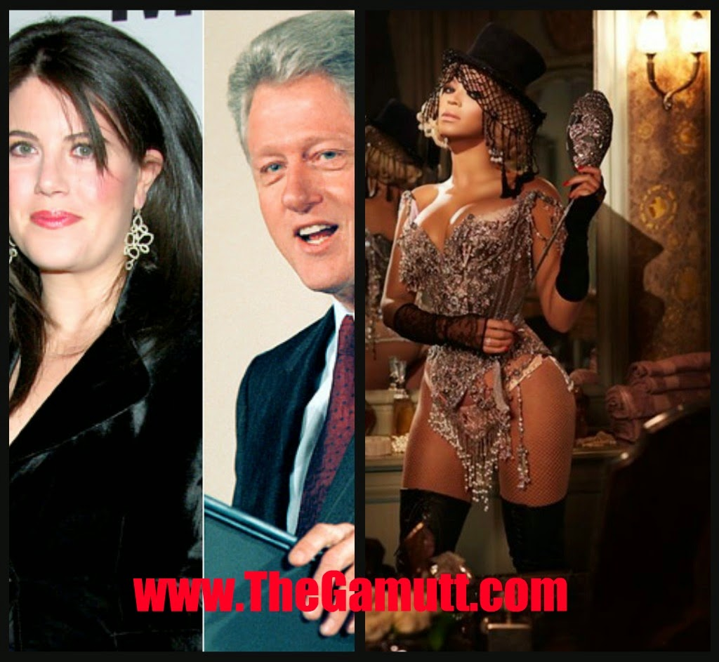 Monica Lewinsky Now And Then Image Mag