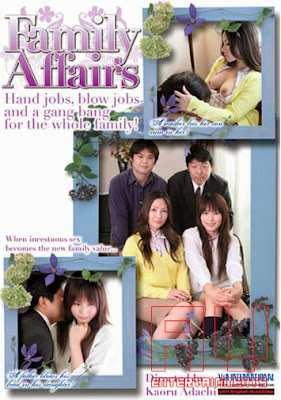 Phim sex tình cảm gia đình Vietsub - XV-55 Family Affairs
