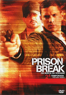 Assistir Prison Break 2 Temporada Dublado e Legendado