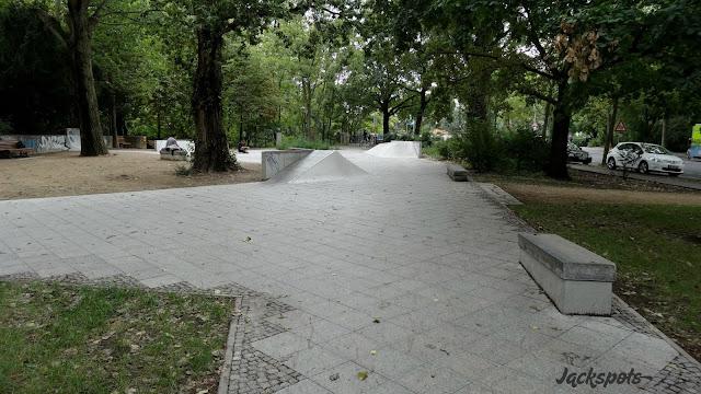Skatepark Bocklerpark