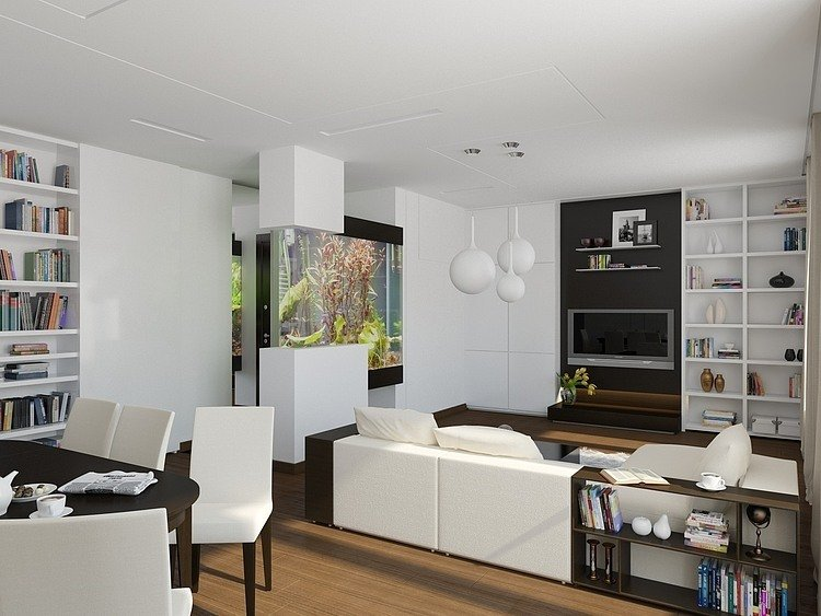 Free Design Clever design ideas apartment interior modern ...