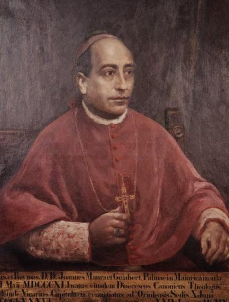 Uskup Don Juan Maura Gelabert
