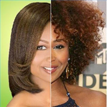 Hairlicious Inc.: Hair Question: Sunshyne, Are You Relaxed or Natural?