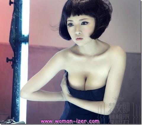 Shan Shan (Maity), Cewek China dengan Payudara Terindah