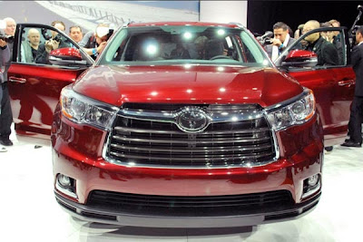 2015 Toyota Highlander Limited Platinum V6 Review