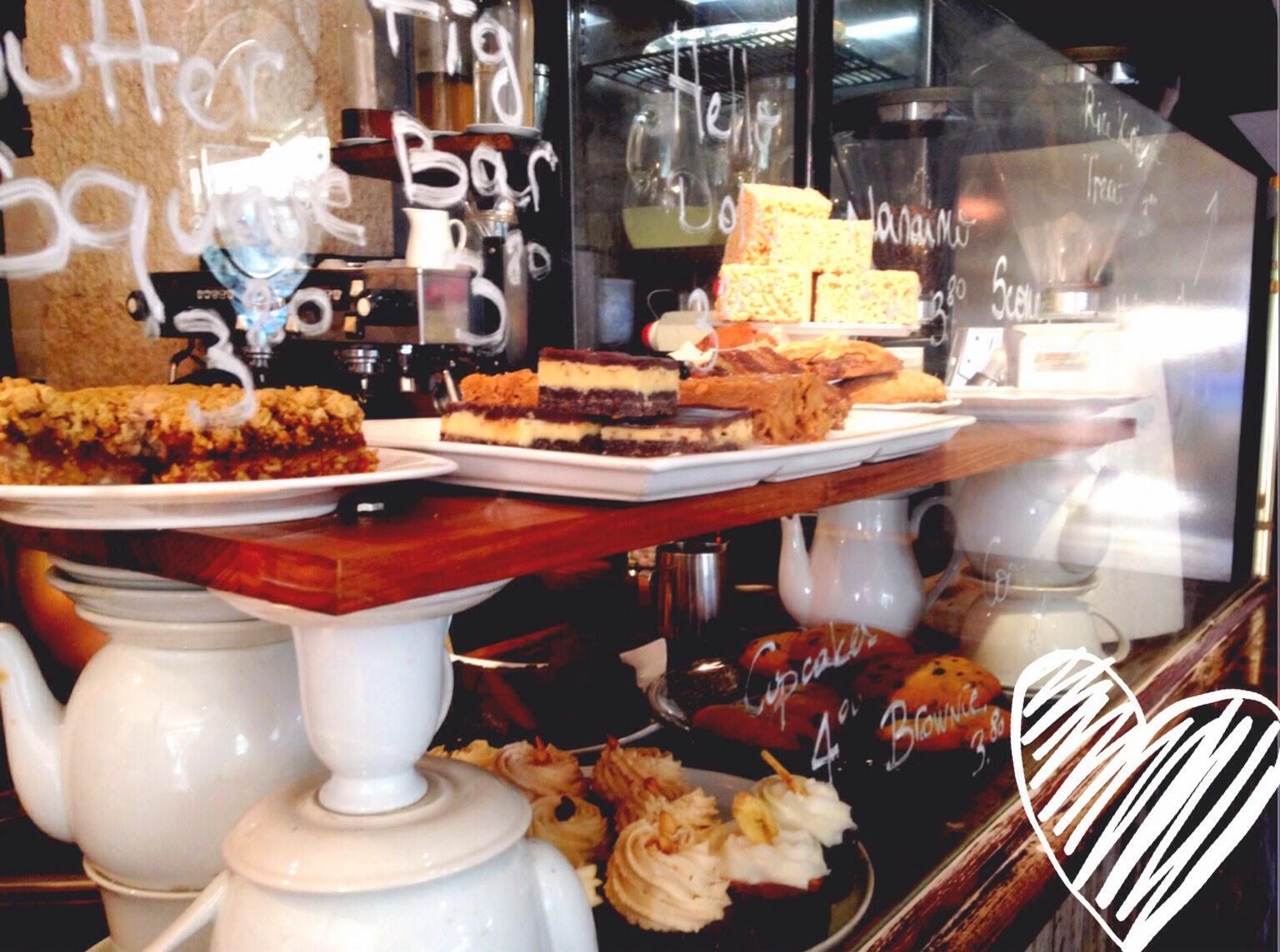 Sugarplum Cake Shop Paris Miam Home Made Patisseries Fait Maison