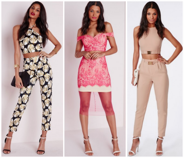 Mix n' Match Missguided Co-Ordinates