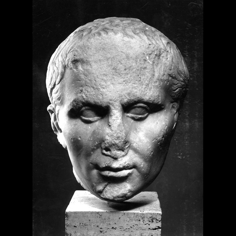 """augustus and julius caesar Augustus was the adopted son of julius caesar one of julius caesar's favorite  titles was """"divine julius"""" he considered himself to be."""