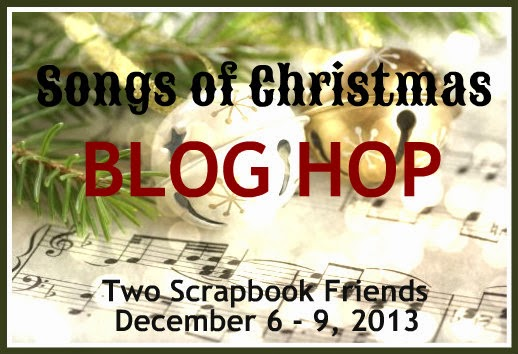 Songs of Christmas Blog Hop!