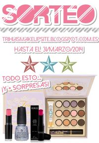 Sorteo Trihia Make Up Site