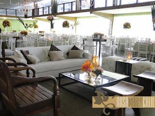 Casamento , lounge , casa  espanha , verde laranja , festa dia