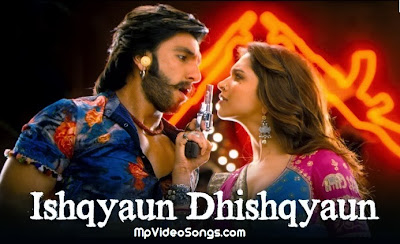 Ishqyaun Dhishqyaun (Ram Leela) HD Mp4 Video Song Download