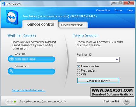 TeamViewer 6.0 - Remote Desktop 2