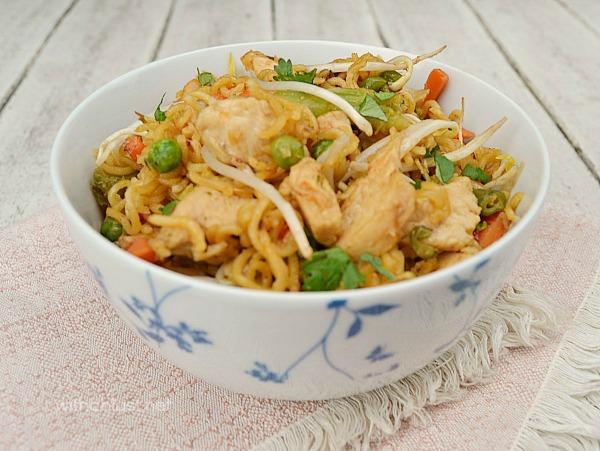 Chicken Chop Suey ~ Restaurant quality Chicken Chop Suey made in less ...