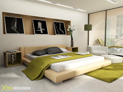 Bedroom Design 2011