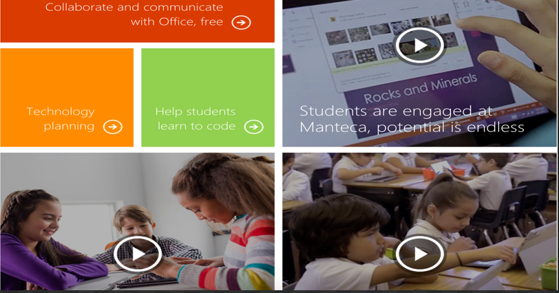 A New Free Site From Microsoft to Help Teachers Grow Professionally
