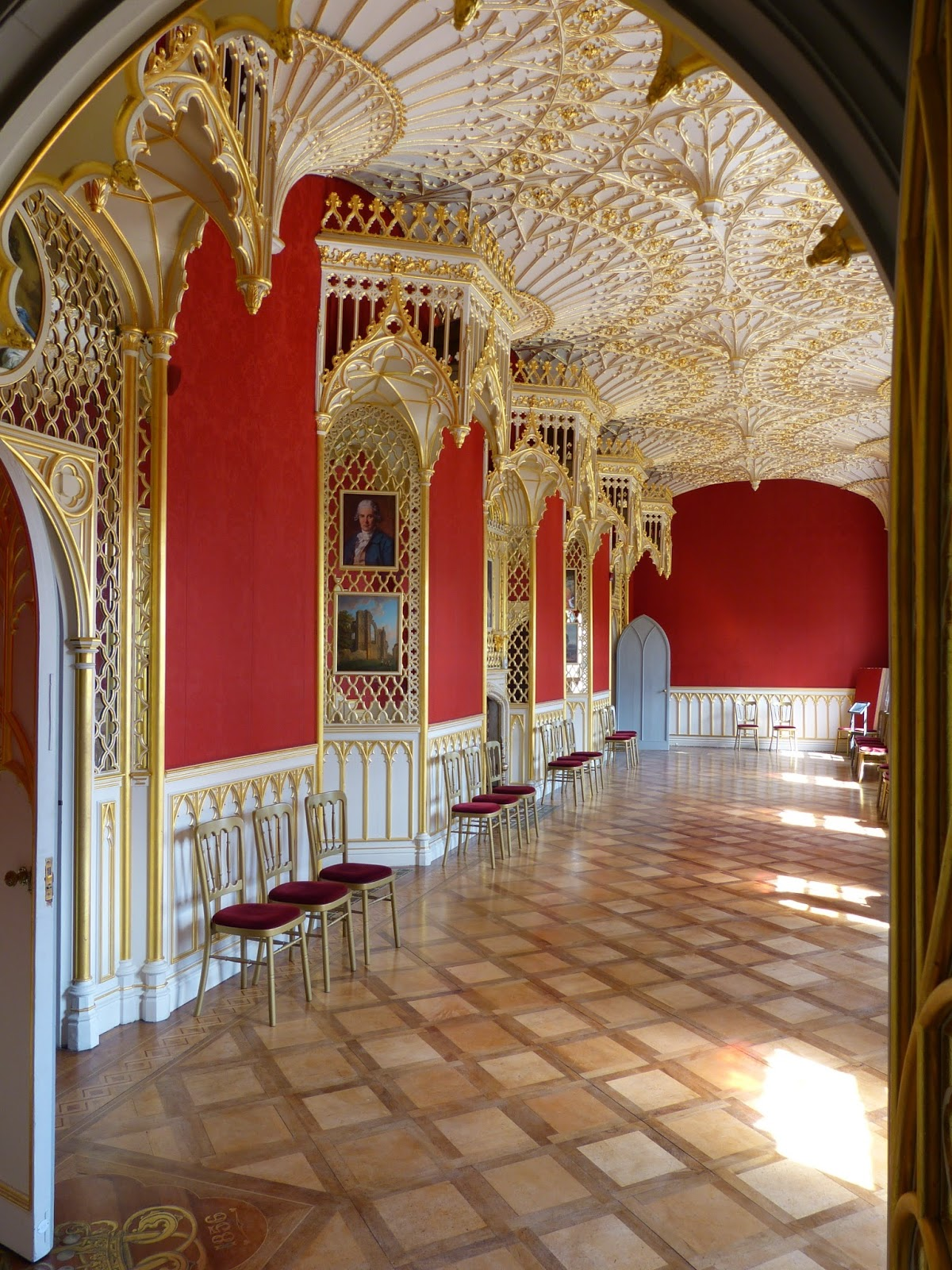 The Gallery, Strawberry Hill