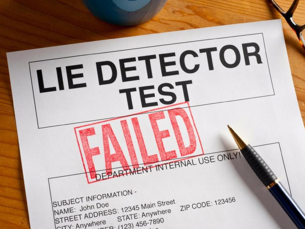 Techniki Wykrywania Kłamstwa