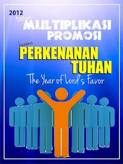 Pesan Tuhan di Tahun Perkenanan 2012 - Pdt. Christine Faraknimela