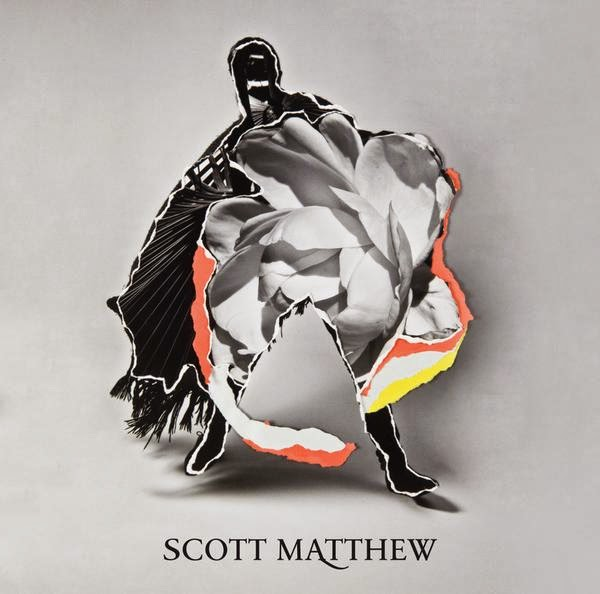 Portada de There is an ocean that divides de Scott Matthew