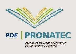 Programa Nacional de Acesso ao Ensino Técnico e Emprego.